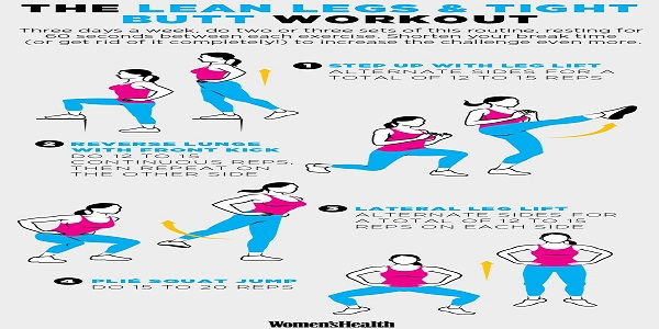 1 Step Workout That Works