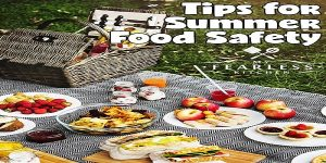 Food Safety Tips for Outdoor Summer Eating